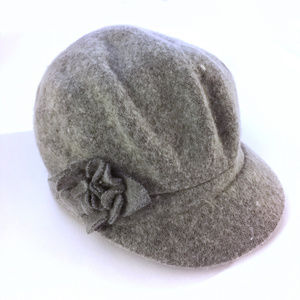August Hat Company Grey Color